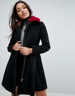 capottino nero con zip e capuccio rossox.jpg